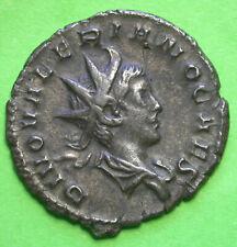 ROME VALERIEN II CAESAR AD 256-258 ANTONINIEN CONSECRATIO 22mm BILLON 3,52gr