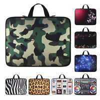 "Laptop Bag Notebook Sleeve Case Cover 13 14 15 17"" For HP Lenovo Acer Dell"