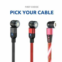 Magnetic Charging Cables, Tips, and Storage - Fast Charging & Data Transfer Sync