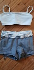 GIRLS 2 Pc  DANCE OUTFIT Sz 8/10