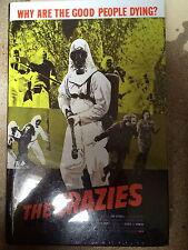 I PAZZI ~ 1972 George Un Romero Virus Horror ~ Tedesca Hardbox DVD