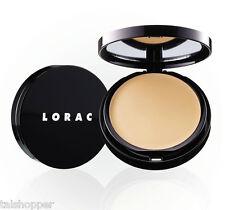 NEW Lorac Cococin CREAM Compact Powder Foundation CR2 Light Make-up Anti Aging