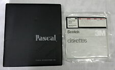 Ithaca Intersystems Pascal/Z Version 4.1 Software & Manual 1982- ships worldwide