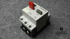 Siemens 3ve1010 2g Motor Protection Switch Power Switch