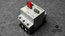 Siemens 3VE1010-2G, Motorschutzschalter, Leistungsschütz
