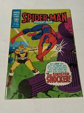 MARVEL DIGEST SERIES-SPIDERMAN POCKET BOOK ( UK ) EDITION # 26, 1980 's