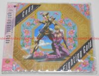 New Fighting Gold Coda JOJO's Bizarre Adventure Golden Wind CD Japan 1000729929