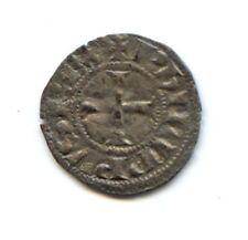 FRANCE PHILIPPE VI DE VALOIS (1328-1350) DENIER TOURNOIS 1er TYPE DUPLESSY 278