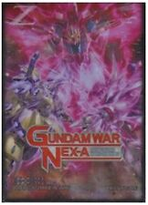 Mobile Suit Gundam Z Qubeley Zeo Tournament PROMO Limited Card Sleeves Pokemon