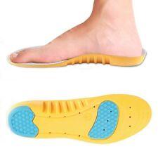 Memory Foam shoe Insole Orthotic Arch Comfort Foot Heel Cushion Insert EU 35-36