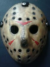 Friday The 13th 2009 ( Remake ) Jason Voorhees Halloween Mask Derek Mears Horror