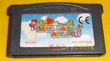SUPER MARIO ADVANCE (SUPER MARIO 2) Game Boy Advance Gba ○○○○ SOLO CARTUCCIA