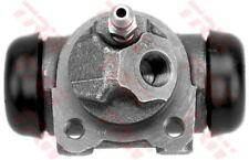 BWH395 TRW Wheel Brake Cylinder Rear Axle Left