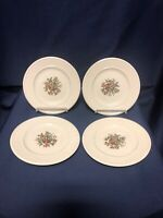 Wedgwood Edme Collection, CONWAY set of 4 bread & butter plates