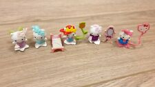 HELLO KITTY KINDER SURPRISE collection set of 5