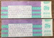 (2) NEIL DIAMOND 1993 Concert TICKETS Western Forum LOS ANGELES Sweet Caroline