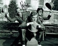 Roy HUDD SIGNED 10x8 Photo AFTAL Autograph COA Comedian Actor Music Hall