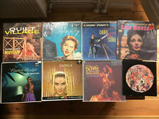 Exotica, Easy Listening Vinyl Record Collection,Martin Denny,Les Baxter,Esquivel