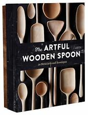 The Artful Wooden Spoon Notecard Set by Josh Vogel (2015, Cards,Flash Cards)