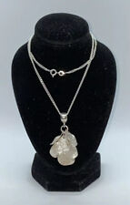 Ladies Vintage Silver 925Necklace With Pendant