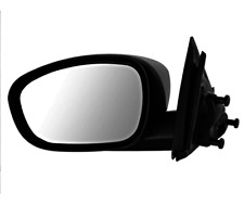 Fits 06-10 Charger Left Driver Mirror Power Text No Fold, Heat, Memory, Auto Dim