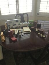 Massive Lot Of Miniature Cool House Furniture & Accessories