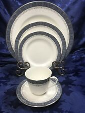 Gorgeous Royal Doulton Sherbrooke 5 Piece Place Setting  NEW Pattern # H5009