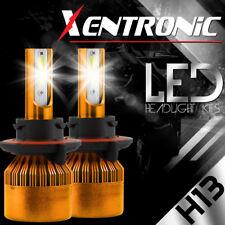 H13 9008 CREE LED Headlight Conversion Kit 1050W 153000LM HI/LO Beam Bulb 6000K