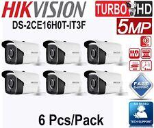 Genuine Hikvision 5MP TURBO HD Bullet Camera DS-2CE16H0T-IT3F 2.8mm 40M IR, IP67