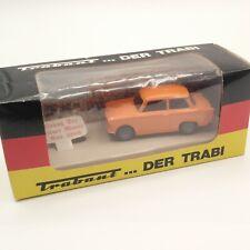 """Vitesse 1:43 Trabant 601 - the Trabi """"Opening Of BERLIN Wall"""" in Original Box EK6404"""