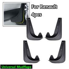 Universal Mud Flaps For Renault Clio Koleos Megane Scenic Splash Guards Mudflap