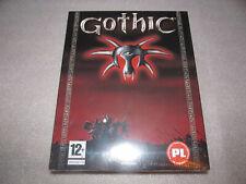 Gothic [PC] BIG BOX - NEW&SEALED - UNIQUE!