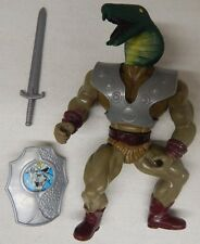 Sunco/Sewco Galaxy Fighter/Warriors KOBRAA (Dark Head) - (MOTU KO / Size) 6""