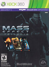 Mass Effect Trilogy (French Version Only) New Xbox360