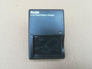 Kodac Battery Charger K5000 Ladegerät EasyShare DX6490/7440/7590 AKKU: KLIC-5001