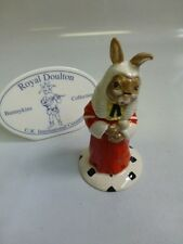 "Royal Doulton Bunnykins ""Judge"" Bunnykins Figurine Db-188"