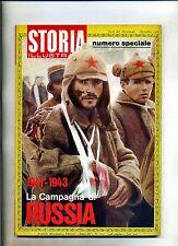 STORIA ILLUSTRATA#DICEMBRE 1967 N.121#LA CAMPAGNA DI RUSSIA 1941-1943#Mondadori