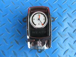 Rolls Royce Wraith dash dashboard clock #8254