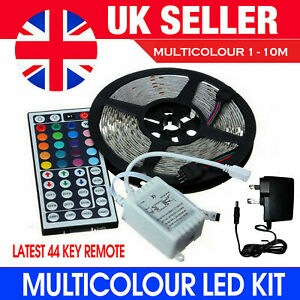 5M RGB LED WATERPROOF STRIP LIGHT SMD 5050 FOR HOME PARTY LIGHT KITCHEN GARDEN
