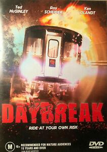 Daybreak (DVD, 2003) REGION 4 - Ted McGinley Action Adventure