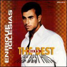 Enrique Iglesias : Best Hits Latin Pop/Rock 1 Disc Cd