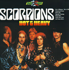 Scorpions - Hot & Heavy CD (1982) Digitally Remastered !
