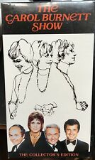 Carol Burnett Show Collector's Ed. (VHS) NEW: '76-Dinah Shore/'74-Jackson 5