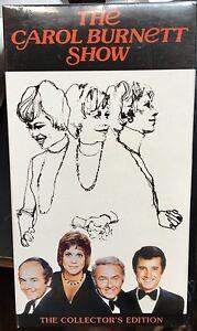 Carol Burnett Show Collector's Ed. (VHS) NEW: '76-Jim Nabors/'74-Carl Reiner