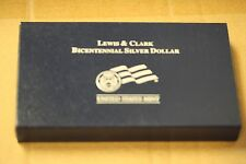 2004-P Lewis and Clark Bicentennial Proof Silver Dollar Box & COA!!!!