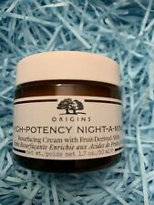New Origins High Potency Night A Mins Renewal Cream Mineral-Enriched 50 ml