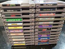 24 Nes Nintendo game lot bundle Tested Working