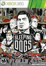 Sleeping Dogs - Xbox 360 - Complete