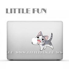 "Macbook Aufkleber color Sticker Skin Macbook Air Pro13"" Macbook Pro15"" Katze C43"