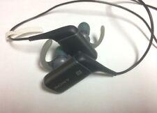 SONY MDRAS600BT Bluetooth Wireless Sports Headset Black MDR-AS600BT - PLS READ